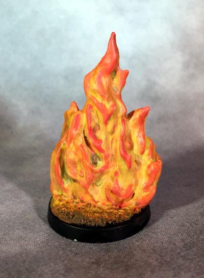 reaper fire elemental - 400×545