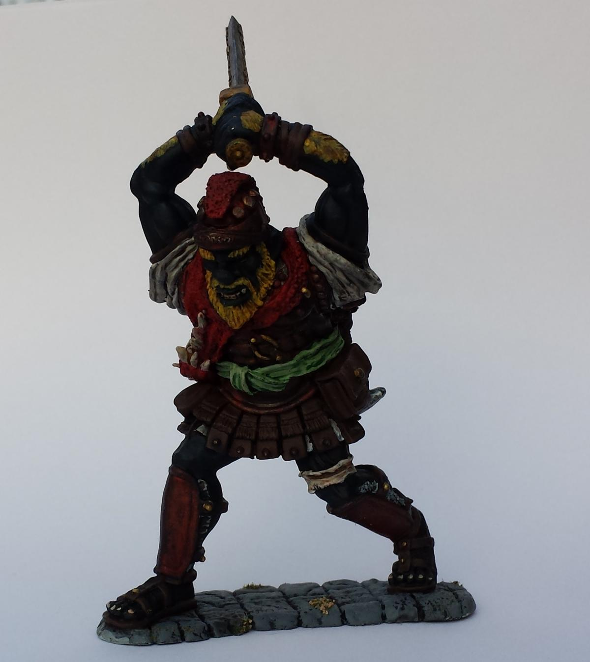 fire giant miniature - photo #34