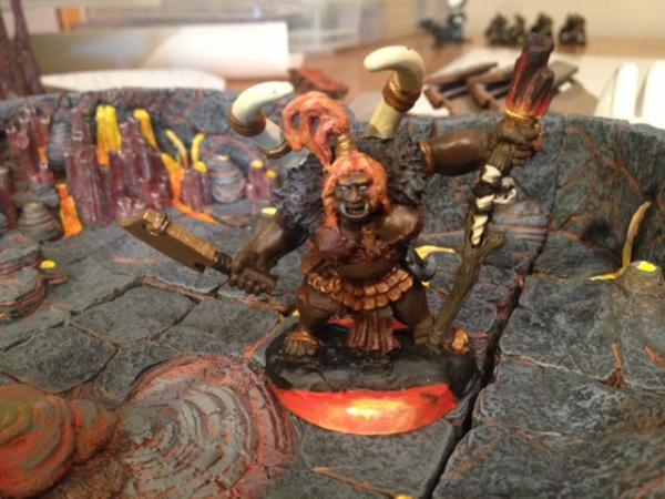 Fire giants! - Show Off - Reaper Message Board