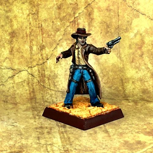 Roland Deschain or 59007: Gunslinger - Show Off - Reaper ...