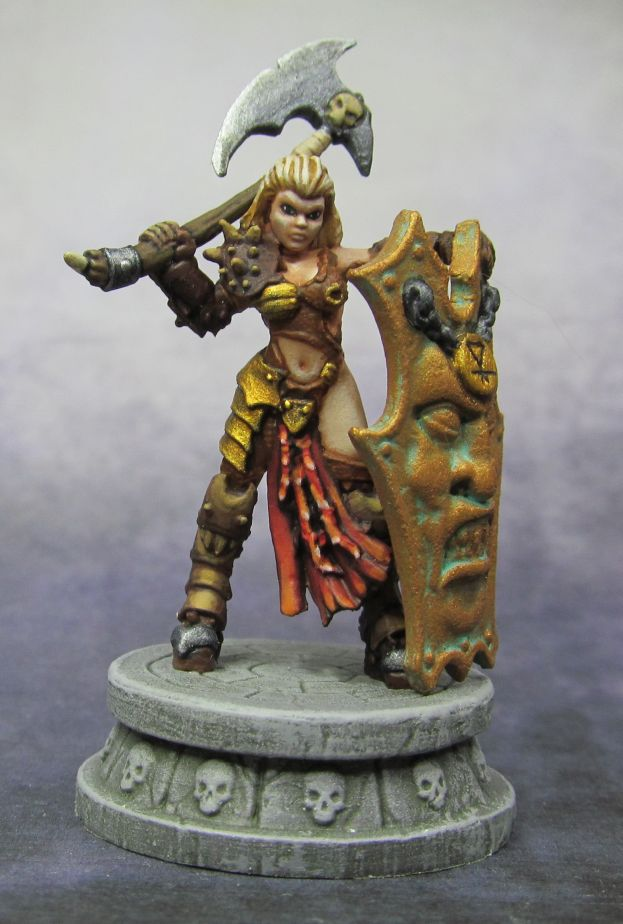 Spring Exchange From Fanguad 77299 Female Antipaladin