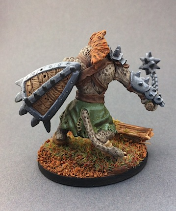 77012-Gnoll warrior back.JPG