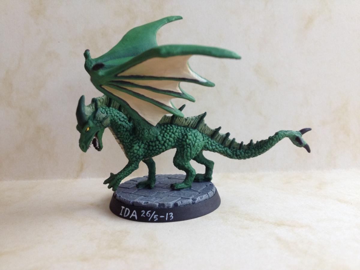 77026: Young Fire Dragon - Show Off - Reaper Message Board