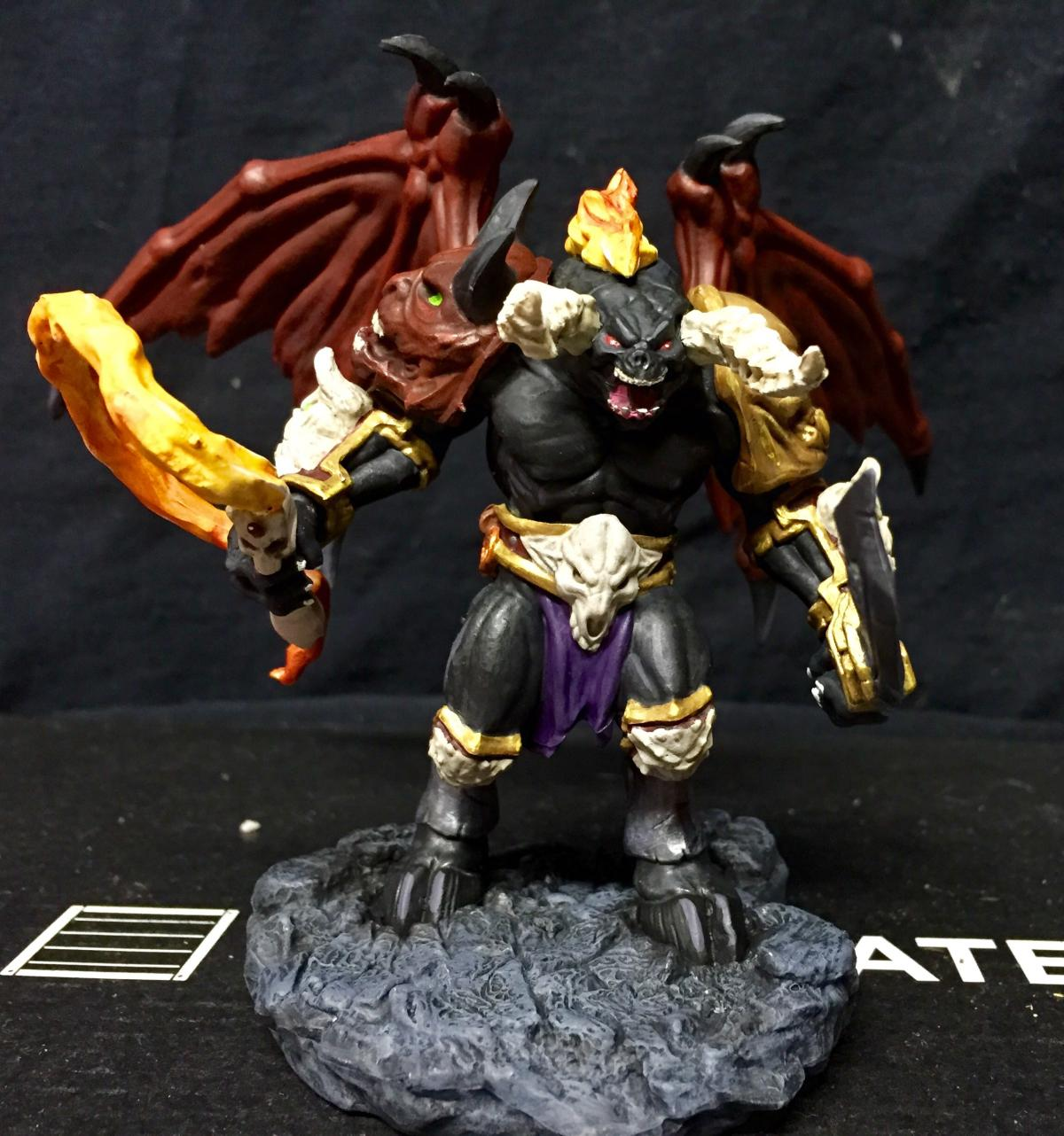 77315 Fire Demon - Show Off - Reaper Message Board