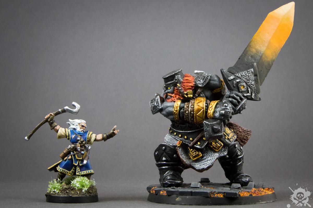 77179, 77178, 77101, 77100: Fire Giants (Fire Giant ...