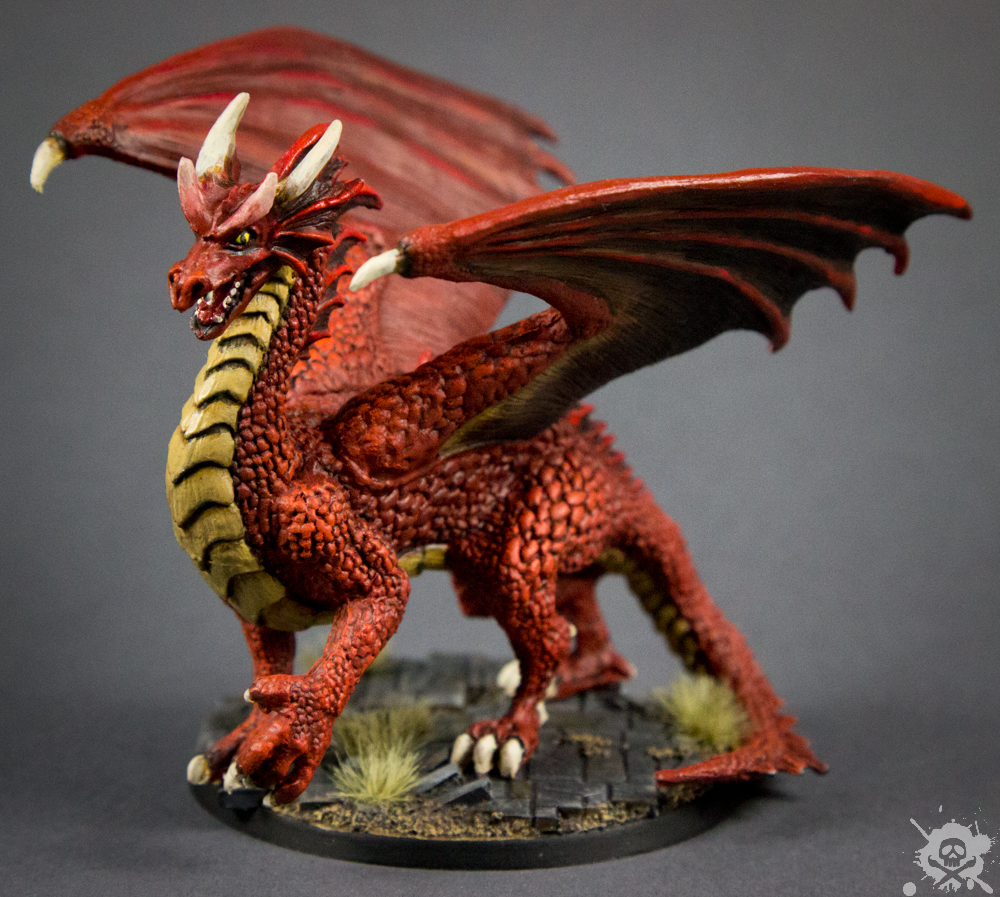 77109: Fire Dragon - Show Off - Reaper Message Board