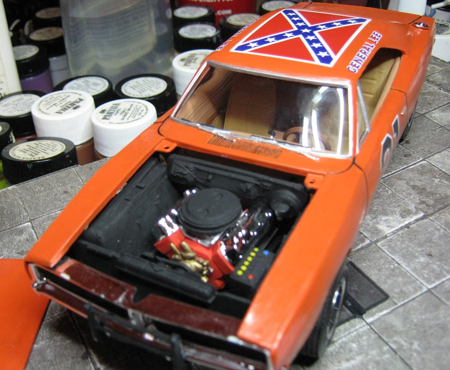 1 25 mpc dukes of hazzard general lee show off reaper message board. Black Bedroom Furniture Sets. Home Design Ideas