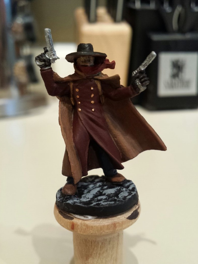 80007: The Black Mist - Gunslinger - Show Off - Reaper ...