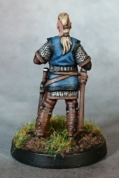 Ulfred Hasslefree Miniatures Show Off Reaper Message