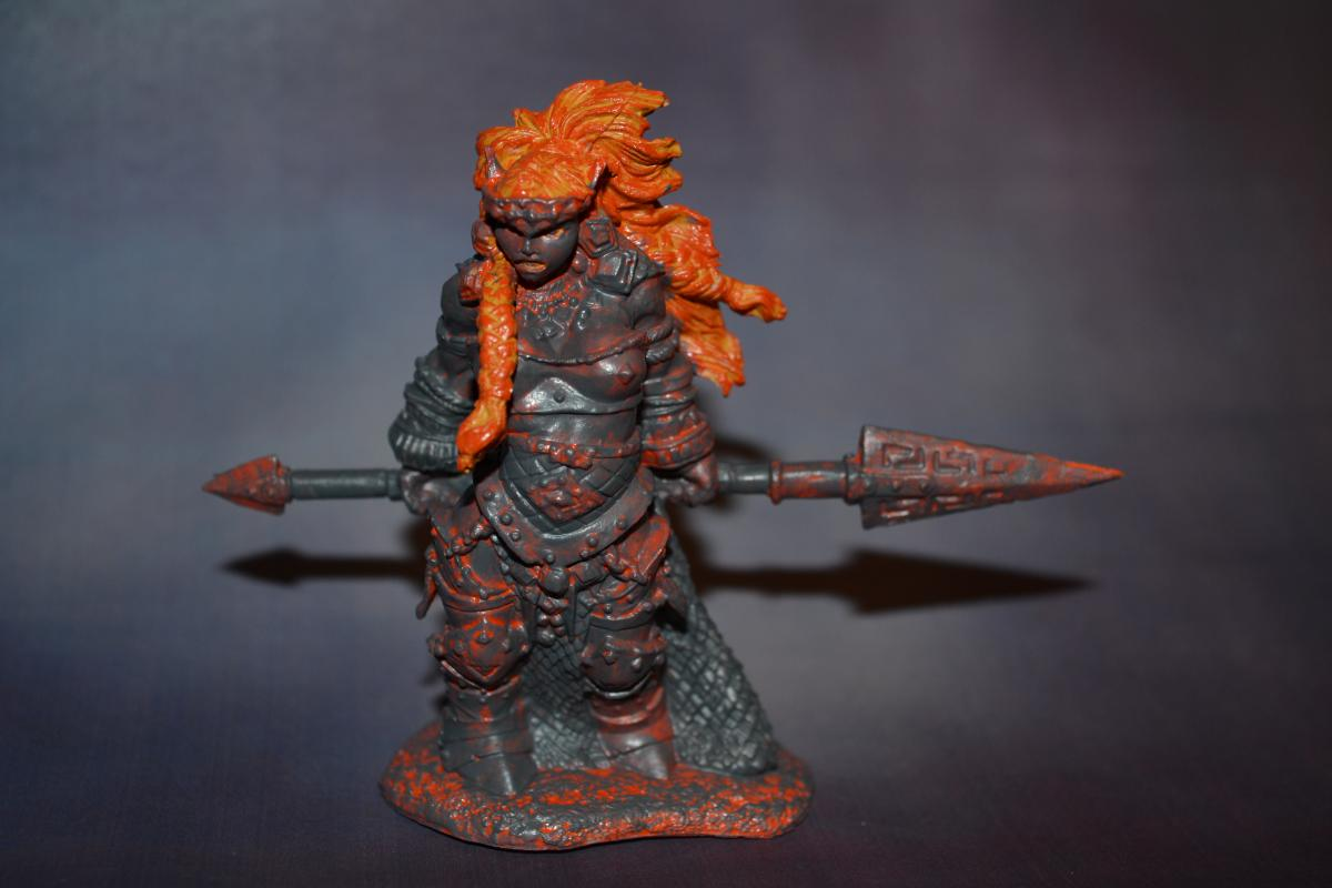 fire giant miniature - photo #22