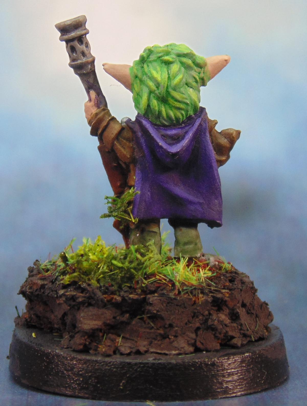 Female Gnome: Female Long Gunner (Stonehaven)