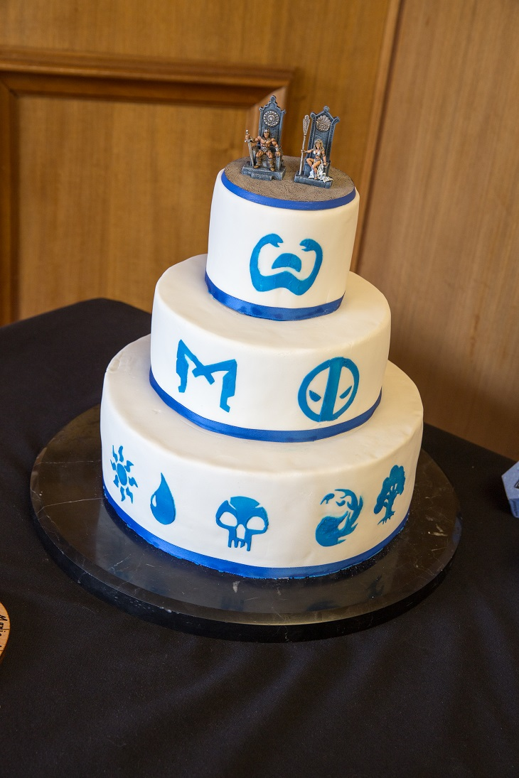 Cake Decorating Course Dunedin : 02082: King Angus Stormhand and 02083: Queen Shanon ...