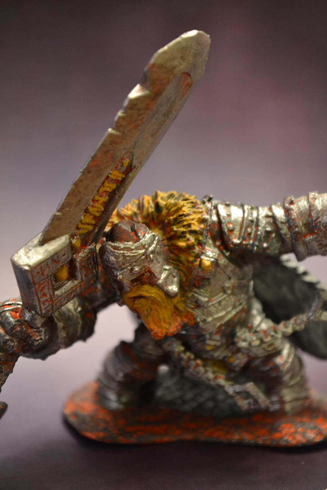 fire giant miniature - photo #20