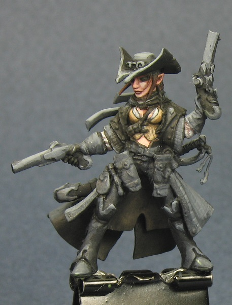 60085 Lirianne, Pathfinder iconic gunslinger: sculpt B ...