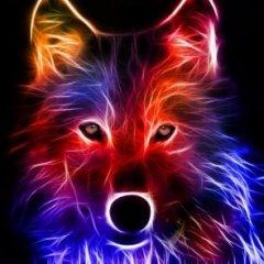 Glitterwolf