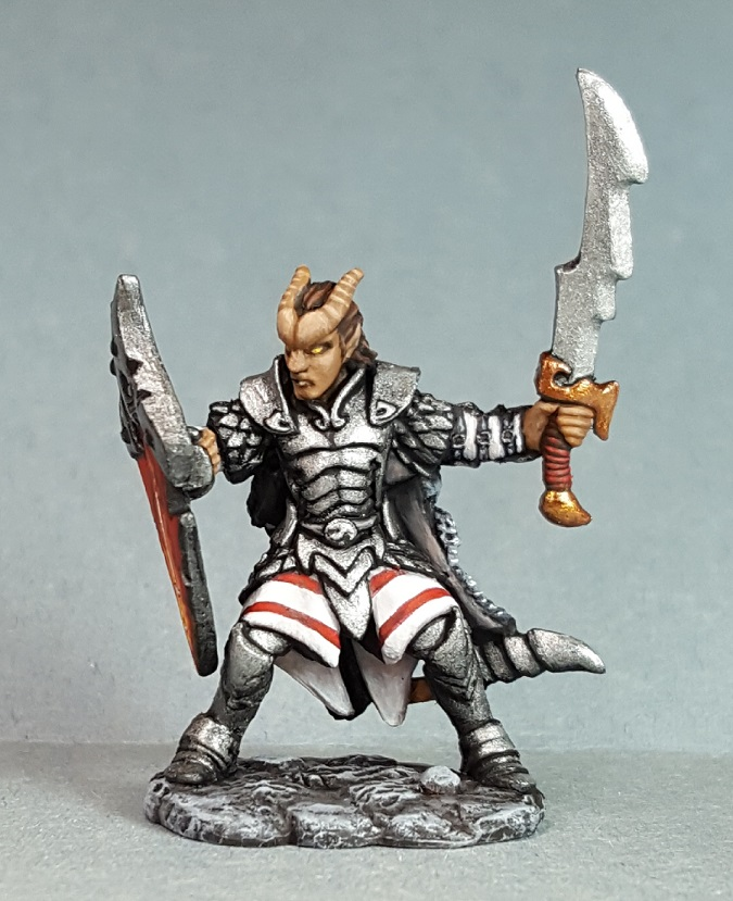 77120: Vaeloth, Hellborn Paladin - Show Off - Reaper Message Board