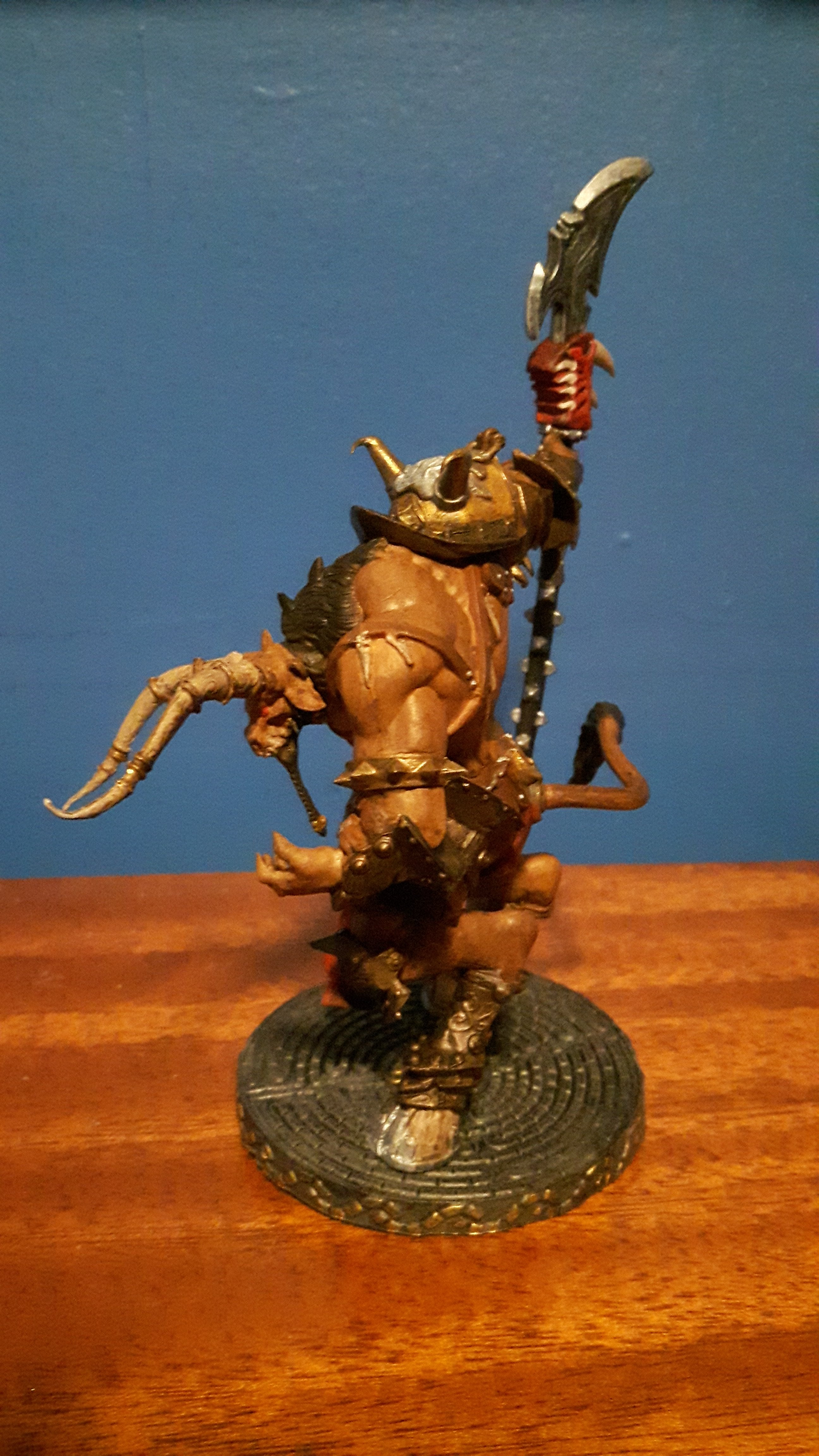 77376: Minotaur Demon Lord - Show Off - Reaper Message Board