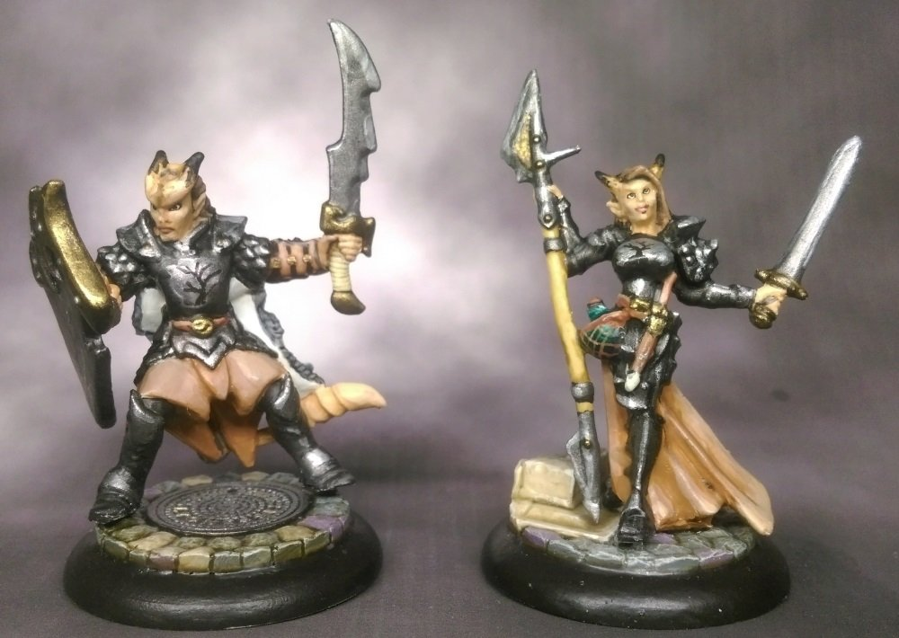77488 and 77120: lightly converted Tiefling Clerics - Show