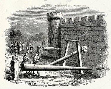 an-old-engraving-depicting-battle-scene-in-medieval-times-it-shows-KHJJ19.jpg