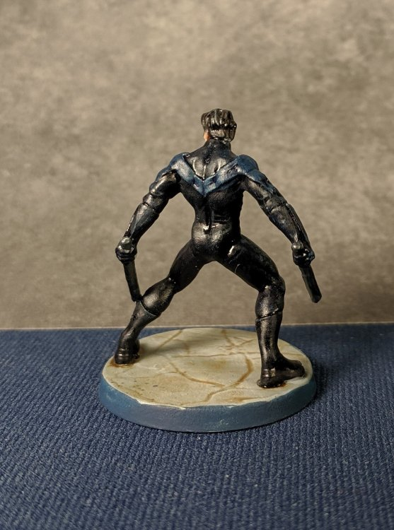 Nightwing Back