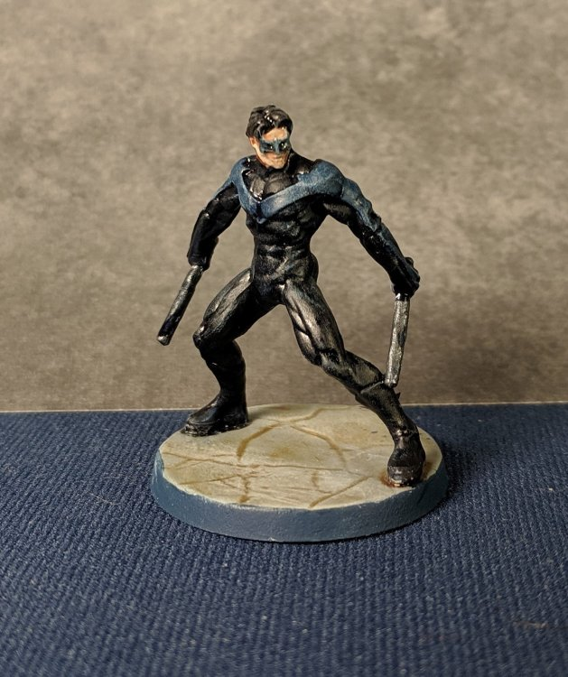 Nightwing Front