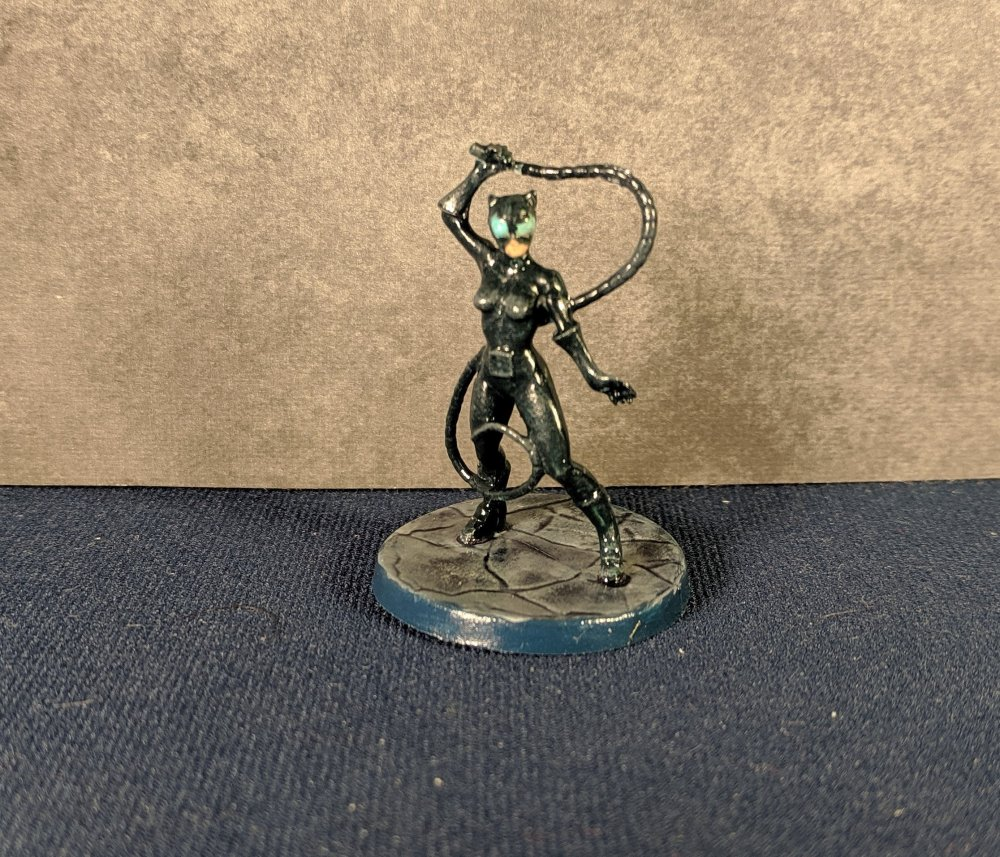 Catwoman Front