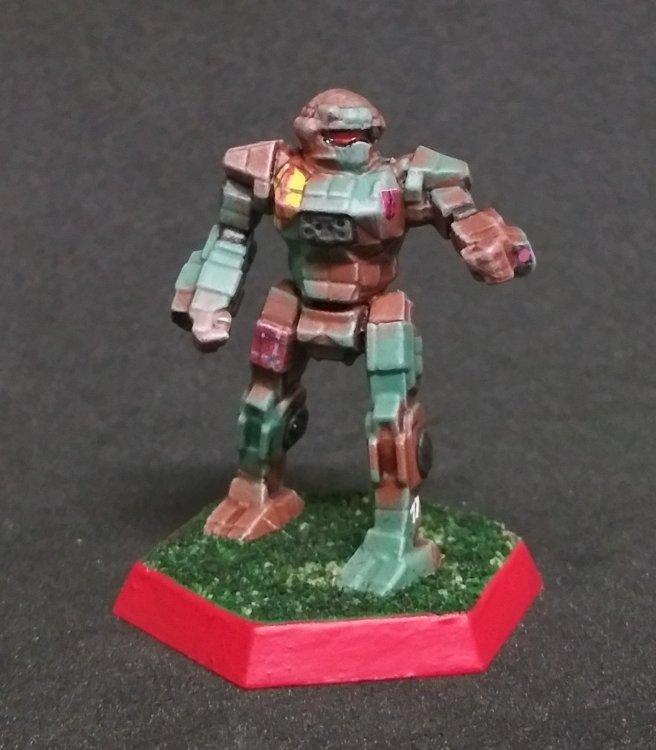 Minis - Macleod's Highlanders Commando.jpg