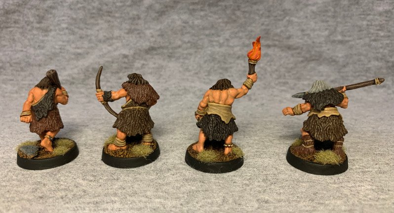 TheUncannyAK - Black Bear Tribe Cavemen (Back).JPG