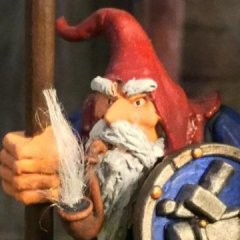 Grumpy Gnome