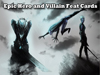 Epic Hero and Villain Feat Cards - last post by Itsjustsoup.com